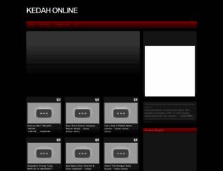 kedah-online.blogspot.com screenshot