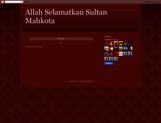 kedahlanie.blogspot.com screenshot