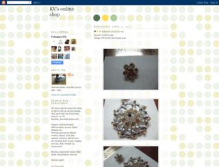 kedaikv.blogspot.com screenshot