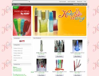 kedaiwangi.net screenshot