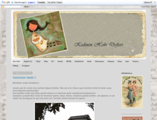 kediminhobidefteri.blogspot.com screenshot