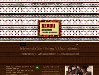 kediri.com screenshot