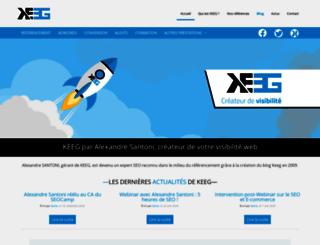 keeg.fr screenshot