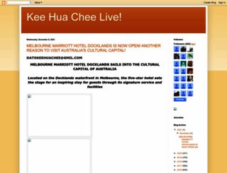 keehuachee.blogspot.my screenshot