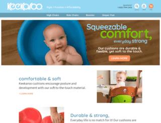 keekaroo.com screenshot
