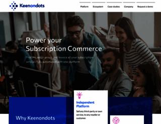 keenondots.com screenshot