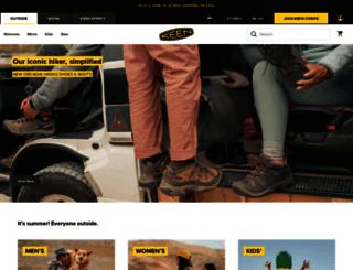 keenshoes.com screenshot