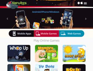 keenuapps.com screenshot