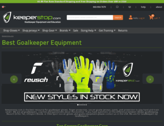keeperstop.com screenshot