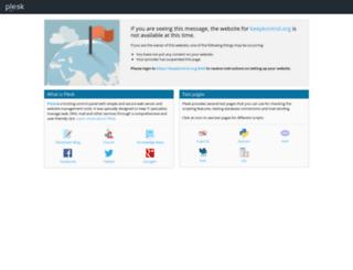 keepkontrol.org screenshot