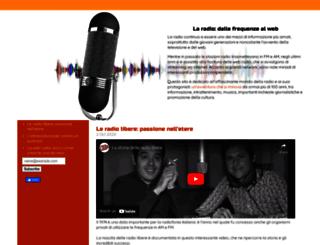 keepradio.it screenshot
