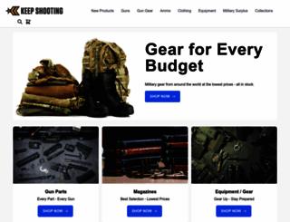 keepshooting.com screenshot