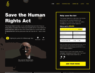keeptheact.uk screenshot