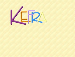 kefra.com screenshot