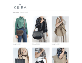 keira.pl screenshot