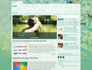 keirasaw.blogspot.com screenshot