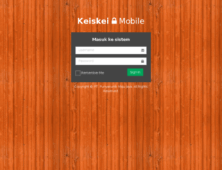 keiskei.lapantiga.com screenshot