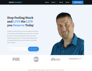 keithdougherty.com screenshot