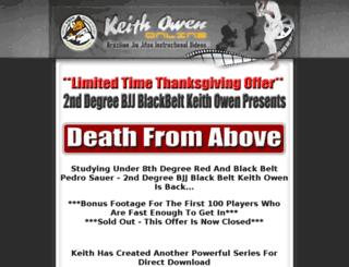 keithowenonline.com screenshot
