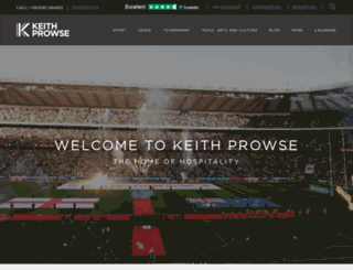 keithprowse.com screenshot