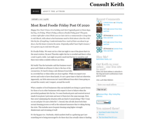 keithrittermedia.wordpress.com screenshot