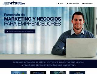 keiwebco.com screenshot