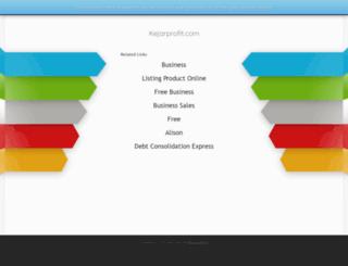 kejarprofit.com screenshot