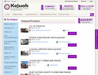 kejuoh.com screenshot