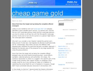 kekeblog9.mee.nu screenshot
