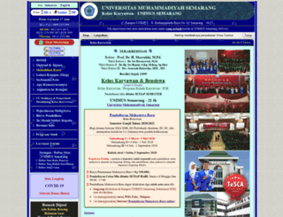 kelas-karyawan-unimus.flamboyan.co.id screenshot