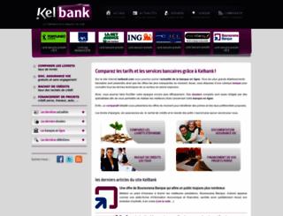 kelbank.com screenshot