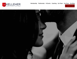 kelleher-international.com screenshot