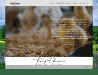 kellerfarmskritters.com screenshot