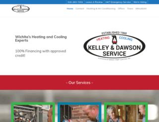 kelleyanddawson.com screenshot