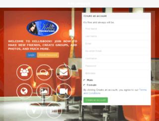 kellisbook.com screenshot