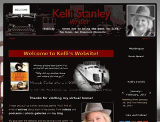 kellistanley.com screenshot