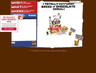kelloggskrave.com screenshot
