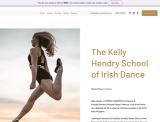 kellyhendryschool.com screenshot