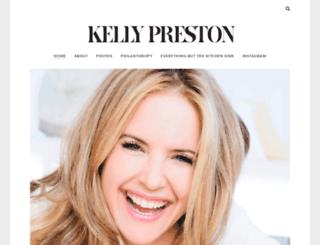 kellypreston.com screenshot
