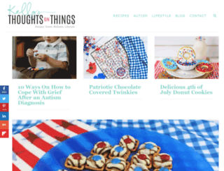 kellysthoughtsonthings.com screenshot