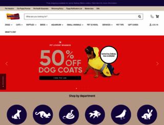 kellyvillepets.com.au screenshot