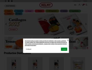 kelmy.com screenshot