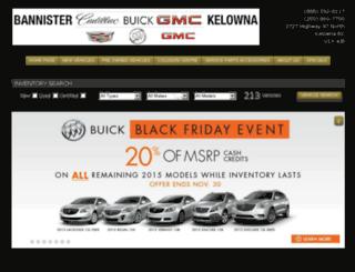 kelownagm.com screenshot