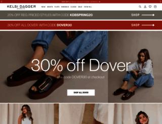 kelsidaggerbk.com screenshot