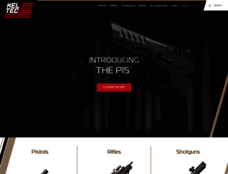 keltecweapons.com screenshot