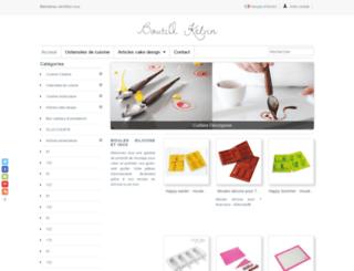 kelvinshop.ch screenshot