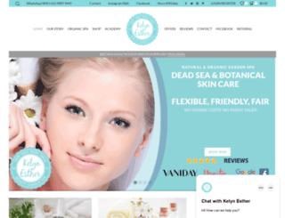 kelynesther.com screenshot
