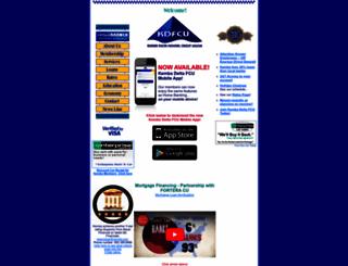 kembadelta.org screenshot