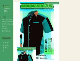 kemejakorporat.blogspot.com screenshot