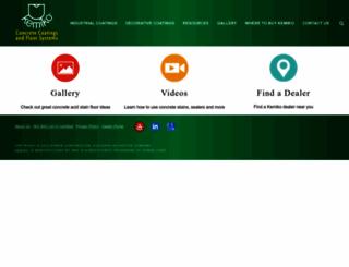 kemiko.com screenshot